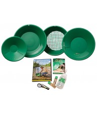 Deluxe Gold Trap Gold Panning Kit