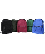 Daypack with Exterior Pocket