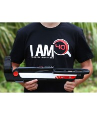 "Go-Find ""I Am 40"" T-Shirt"