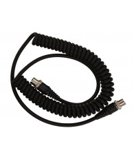 Curly Cord Power Cable (GPX / SD Series)