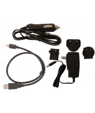 WD Charger Cables & Plug Pack Kit (CTX-3030)