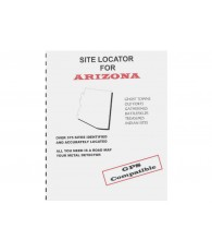 Site Locator For Arizona GPS Compatible