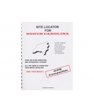 Site Locator North Carolina GPS Compatible