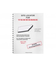 Site Locator For Tennessee GPS Compatible