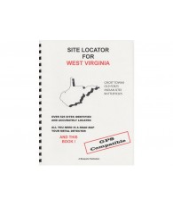 Site Locator For West Virginia GPS Compatible