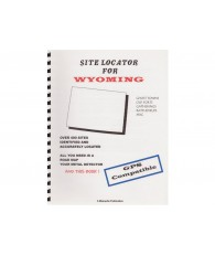 Site Locator For Wyoming GPS Compatible