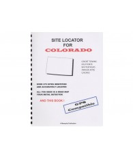 Site Locator For Colorado GPS Compatible