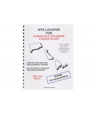 Site Locator For CT, DE & RI GPS Compatible