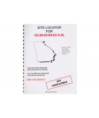 Site Locator For Georgia GPS Compatible
