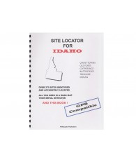Site Locator For Idaho GPS Compatible