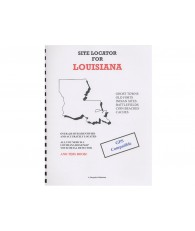 Site Locator For Louisiana GPS Compatible