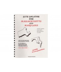 Site Locator For MA & MD GPS Compatible