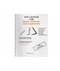 Site Locator For ME, NH & VT GPS Compatible