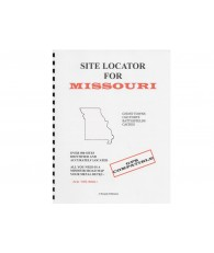 Site Locator For Missouri GPS Compatible