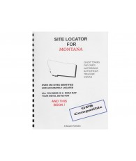 Site Locator For Montana GPS Compatible