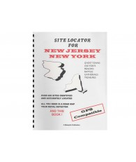 Site Locator For NJ & NY GPS Compatible