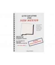Site Locator For New Mexico GPS Compatible