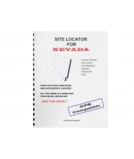 Site Locator For Nevada GPS Compatible