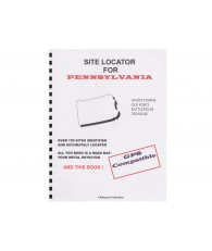 Site Locator For Pennsylvania GPS Compatible