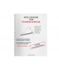 Site Locator For Virginia GPS Compatible