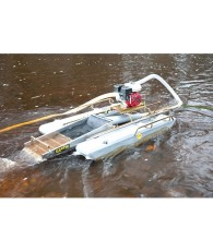 "6.5 HP Honda 3"" Ultra Mini Dredge with Compressor"