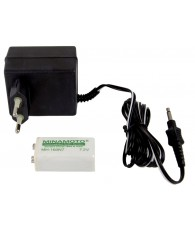 220V Recharge Kit (Super Scanner V)