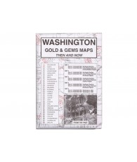 Washington: Gold & Gems Maps
