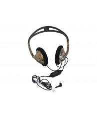 Mossy Oak Portable Headphone (Green)