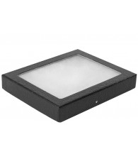 """Rugged Black Collector Frame (4""""x5""""x3/4"""")"""