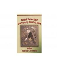 Metal Detecting Previously Hunted Sites Book