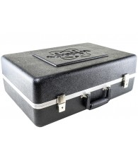 Universal Compact Hard Case with Logo