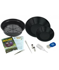 Deluxe Gold Panning Kit