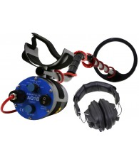 "Aquapulse AQ1B - 8"" Submersible Search Coil (Land Headphones)"