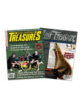 Kellyco Collectors Edition Treasure Hunting Magazine MAG Image 1