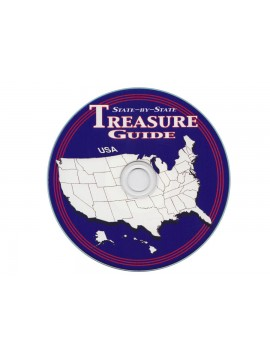 Kellyco Finding Treasure State by State Guide TG Image 1