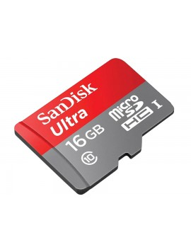 GoPro SanDisk 16GB Micro SDHD UHS Memory Card with Adapter 19659074863 Image 1
