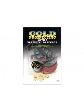 Fisher Gold Prospecting with a VLF Metal Detector BOOKGOLDE Image 1