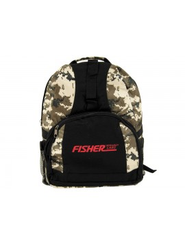 Fisher Camouflage Backpack FCBACKPACK Image 1