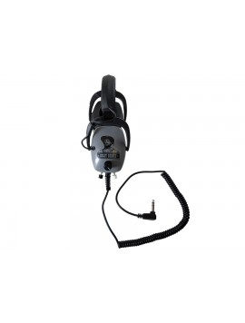 Detector Pro Demo Ultimate Gray Ghost Headphones 28000-D Image 1