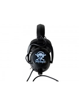 Detector Pro Demo Jolly Rogers Headphones 35000-D Image 1