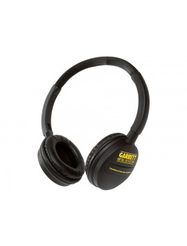 Garrett Clear Sound Easy Stow Headphones  1612700 Image 1
