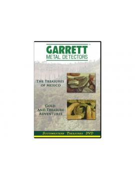 Garrett Southwestern Treasures: The Treasures of Mexico DVD 1670100 Image 1