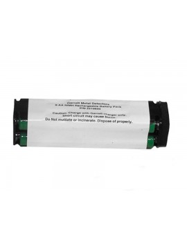 Garrett NiMH Rechargeable Battery Pack 2210600 Image 1