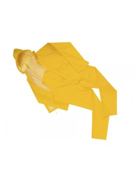 Wenzel 3-Piece Rain Suit Yellow X-Large 613149 Image 1