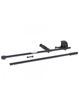 "Anderson Rods 27"" Regular Shaft & Lower Rod - Black (Garrett) 0822 Image 2"