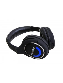 2.4GHz Wireless Headphones - BLUE Edition 15000206 Image 1