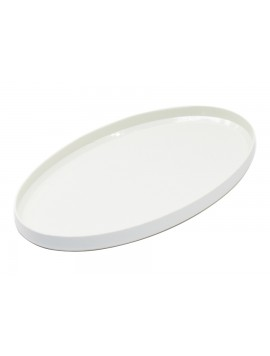"10x5.5"" GK26 White Search Coil Cover (Gold KRUZER) 40000458 Image 1"