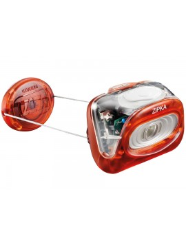 Petzl ZIPKA Headlamp (Red) E93ZMA Image 1