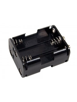 Tesoro 6 AA Cell Battery Holder BH6 Image 1
