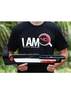 "Kellyco Go-Find ""I Am 40"" T-Shirt 40 Image 1"